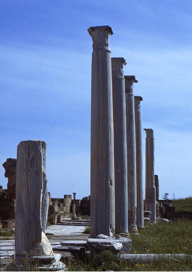Salamis Pillars