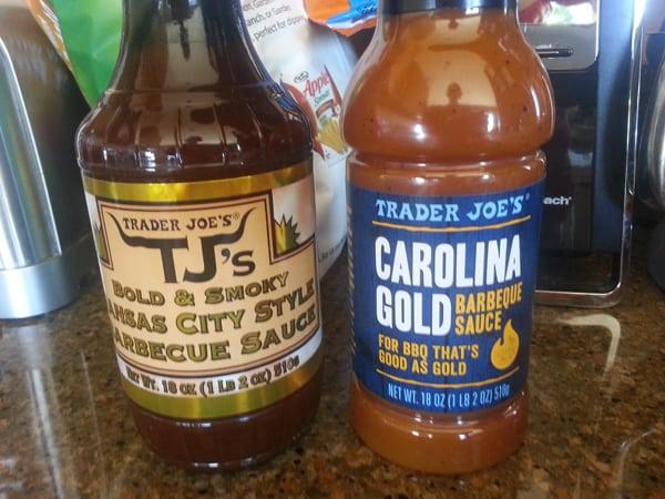 Trader Joe's BBQ sauce