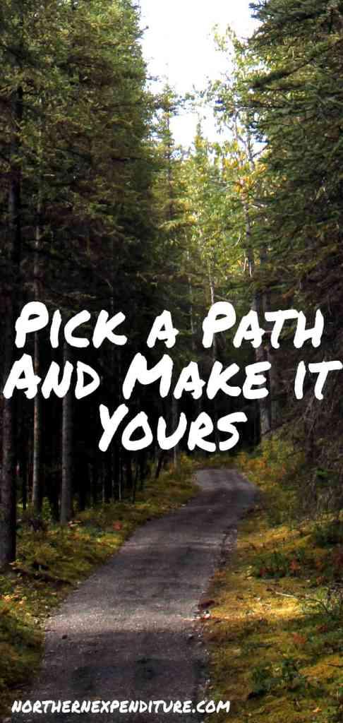 Pick A Path