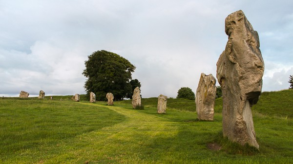 Avebury Henge UK Travel