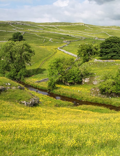 UK Travel Malham