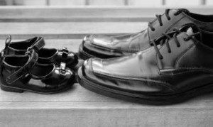big shoes little shoes