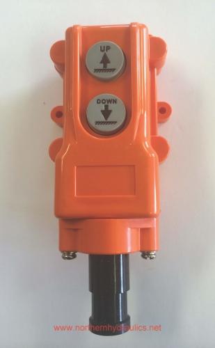Monarch Push Button Control Box 03240