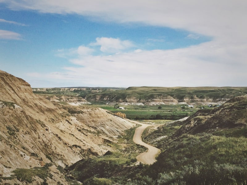 Drumheller and the Badlands 2015