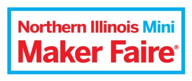 Northern Illinois Mini Maker Faire logo