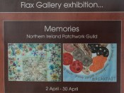 Mossley Mill Exhibition 2nd - 30th April 2016