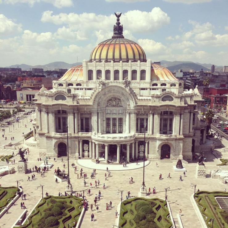 mexico city is better in the spring
