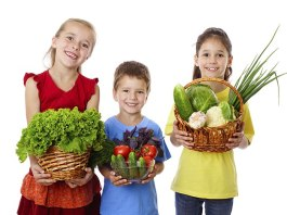 Kids Healthy Eating