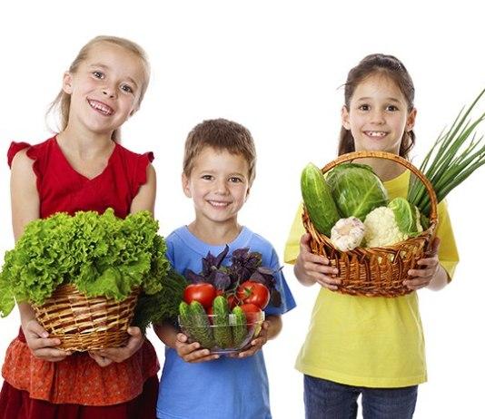 Kids Healthy Eating