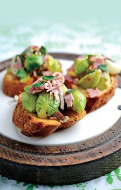 Sprouts Toasted Sourdough