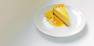Mango Ginger Cheesecake