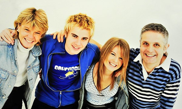 The Foxley Family