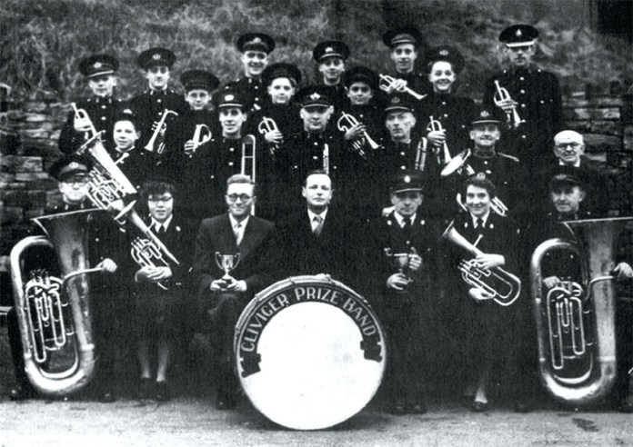 The Cliviger Silver Band