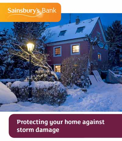 Protecting you home against storm damage