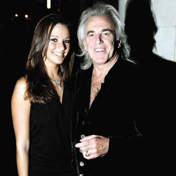 Peter with wife Bella