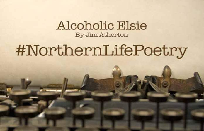 poetry Alcoholic Elsie