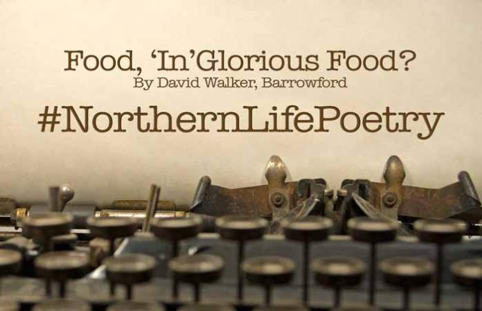 poetry Food InGlorious Food