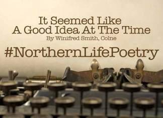 poetry it seemed like a good idea