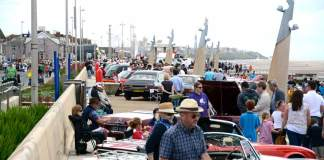 Cleveleys Car Show