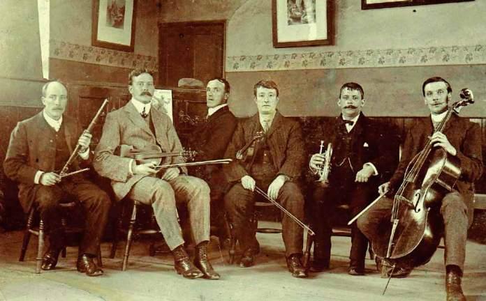 A Chorley Band