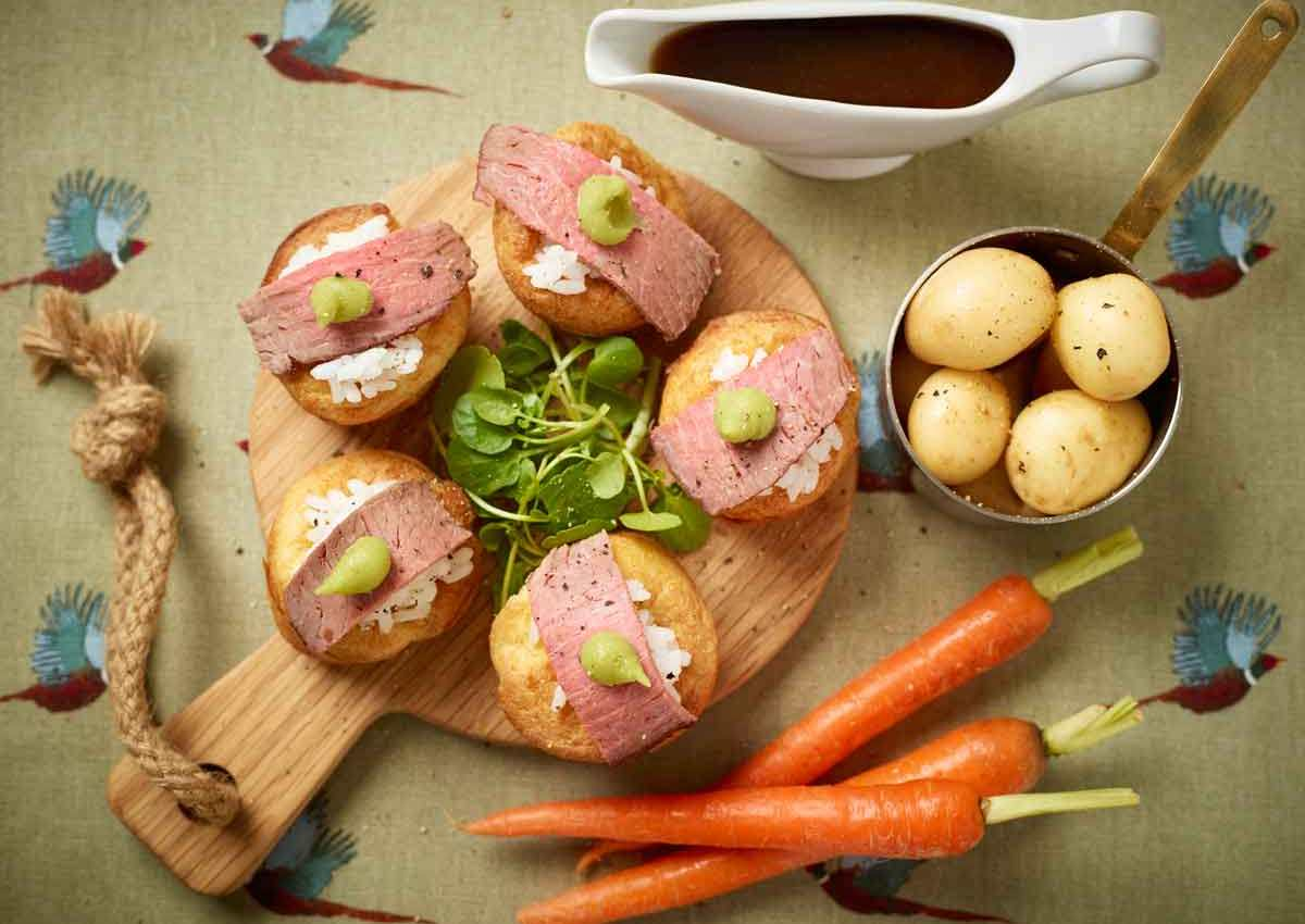 recipe for roast beef