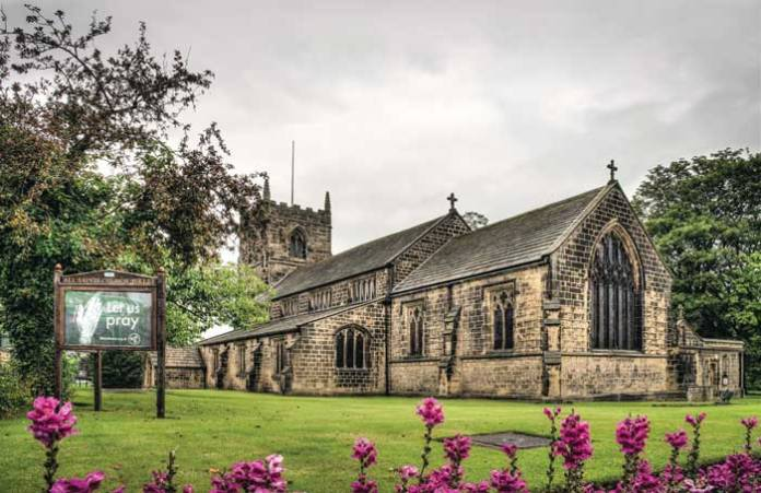 All Saints Ilkley