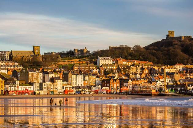 North East coast - Scarborough