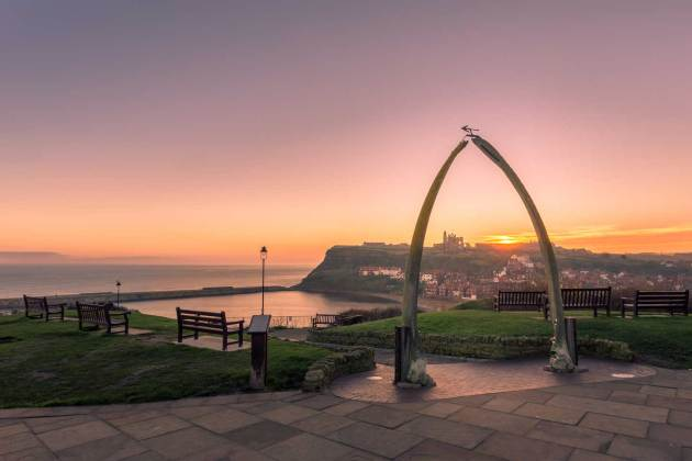 North East coast - Whitby