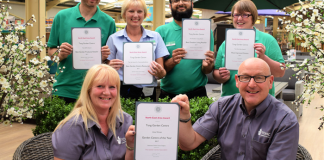Garden Centre Association awards