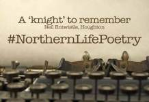 poem A knight to remember