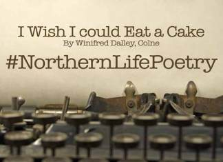 poetry I wish I could Eat a Cake