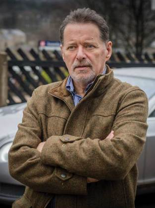 George Costigan, patron of Square Chapel Arts