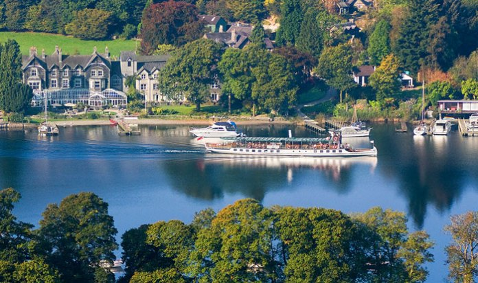 The Lakeside Hotel & Spa, Windermere
