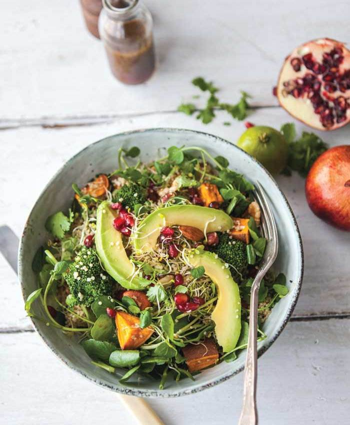 Ultimate superfood salad