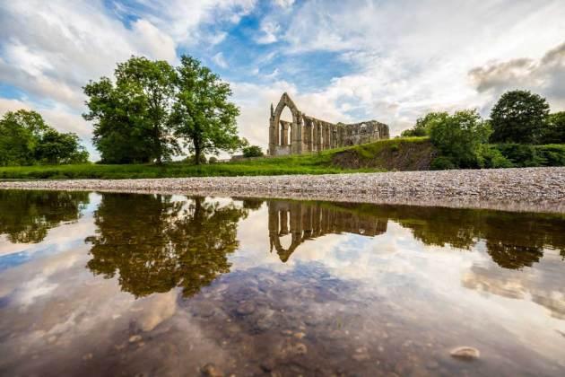 Bolton Abbey by Dave Zdanowicz