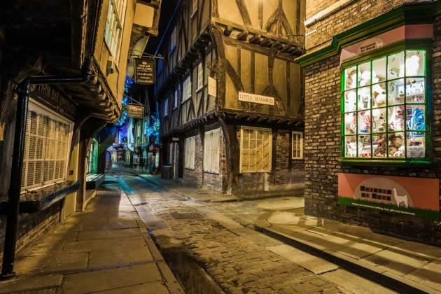 Little Shambles, York by Dave Zdanowicz
