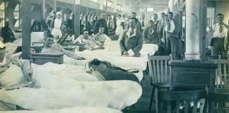 Keighley War Hospital