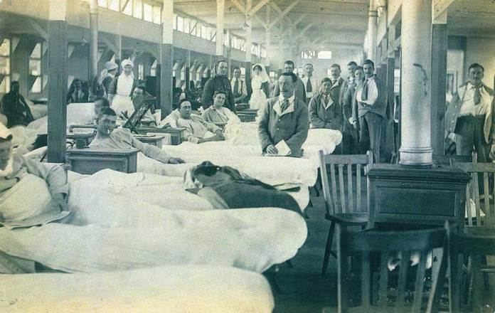 Keighley War Hospital