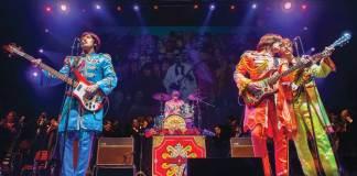 Sgt Pepper live