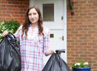 reducing household waste