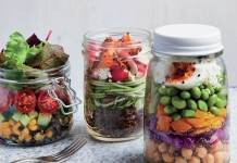 salad jar shakers