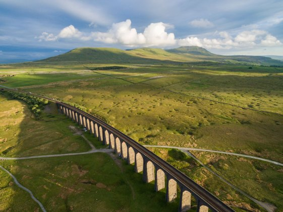 Stephen Dinsdale Ribblehead Viaduct