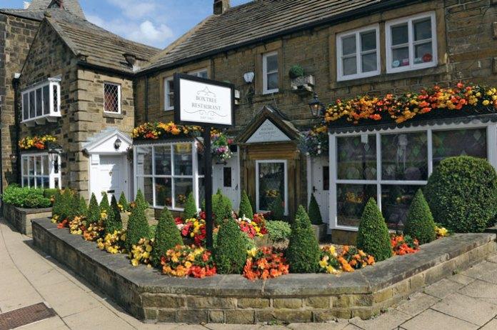 Box Tree Restaurant, Ilkley Yorkshire