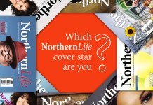 Which Northern Life cover star are you?
