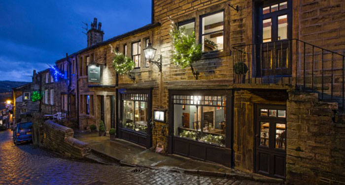 Places to eat in Yorkshire