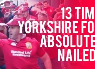Yorkshire folk