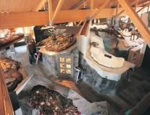 Interior lantai 3. Sumber: http://www.hardangerviddanatursenter.no/