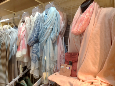 Scarves from Simply Noelle