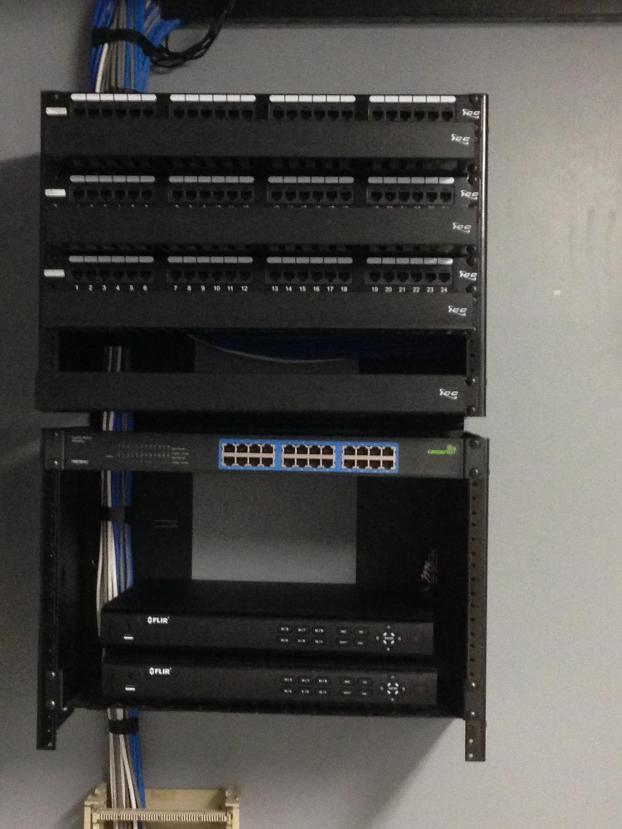 New Network Rack