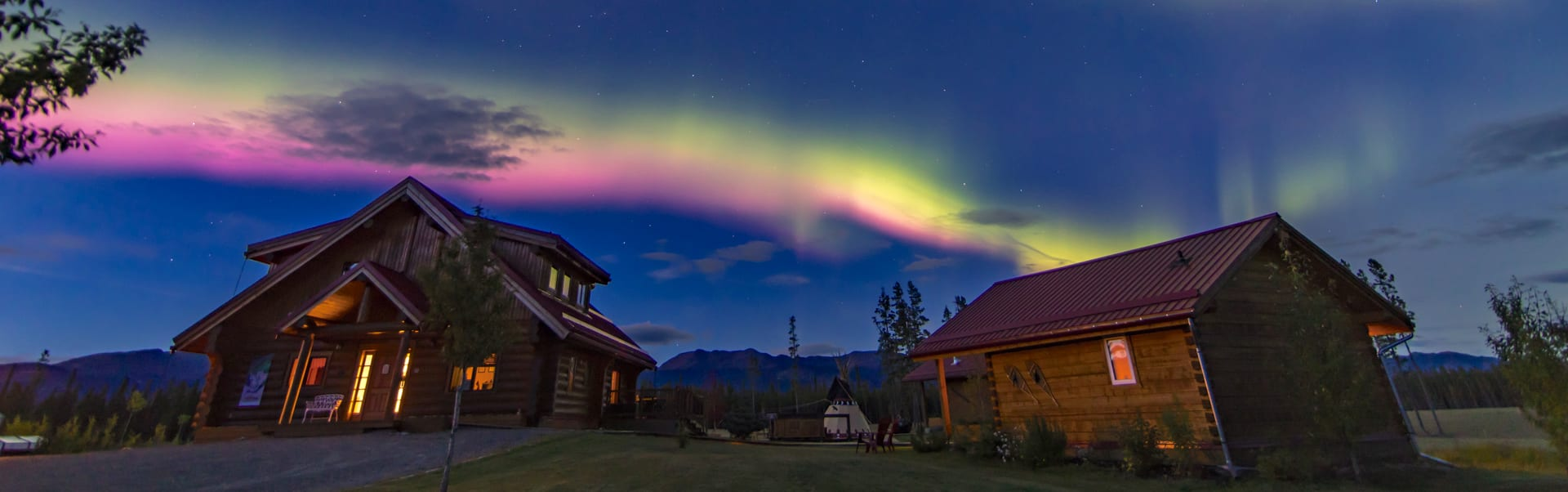 Yukon Northern Lights Package